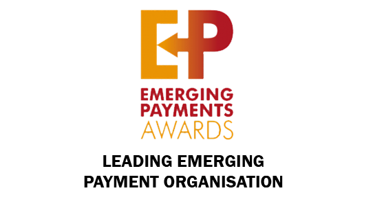 Leading Emerging Payment Organisation 2016